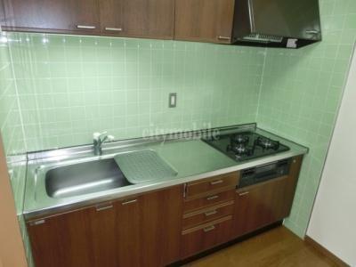ツインタワー>キッチン