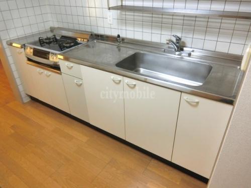 NFプラザⅡ>キッチン