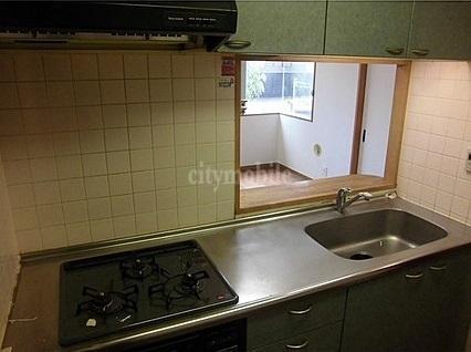 クロシェットガーデン>キッチン