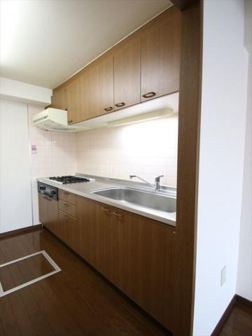 マンション・カームⅡ>キッチン