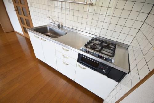 リンデンハイム赤塚>キッチン