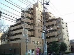 郷中青井マンション>外観