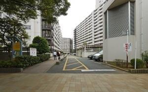 コーシャハイム小松川一丁目>外観