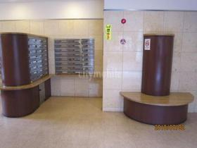 蒲田駅前ハイツ>メールボックス