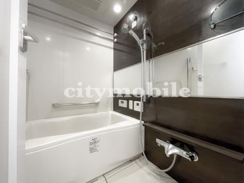 シャレール恵比寿>浴室