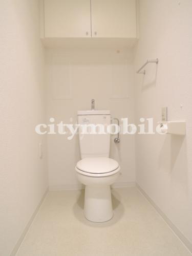 シティコート上馬>トイレ