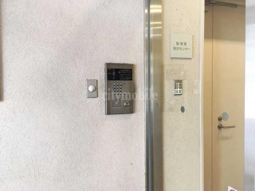 コーシャハイム神田>オートロック