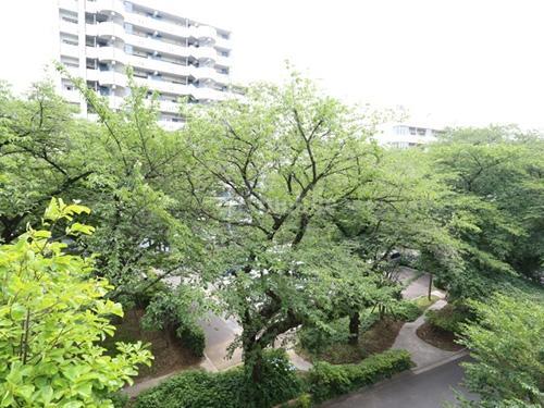武蔵野緑町パークタウン>外観