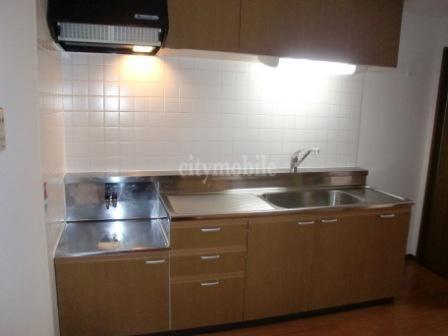 アリーバ西葛西>キッチン