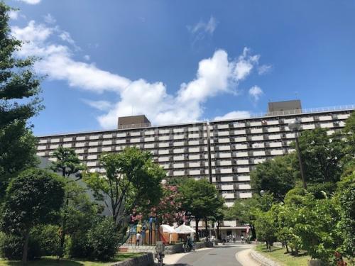 王子五丁目団地>外観