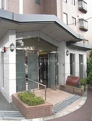 ルシオール赤塚>エントランス