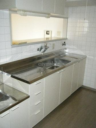 レヂデンス・リバーストーン>キッチン