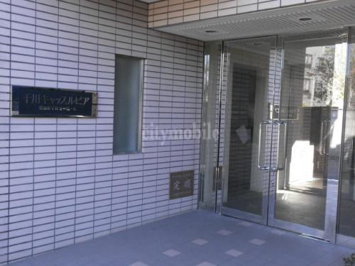 千川キャッスルピア>エントランス