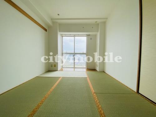 トミンタワー台場一番街>和室