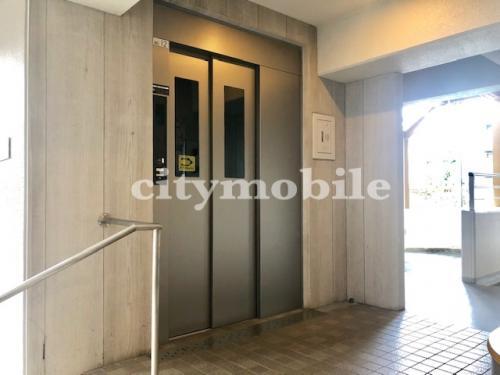 フレール西経堂>エレベーター