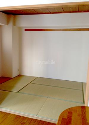ベルベディア北斎通り>和室