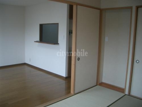 グランドソレーユ・M>和室