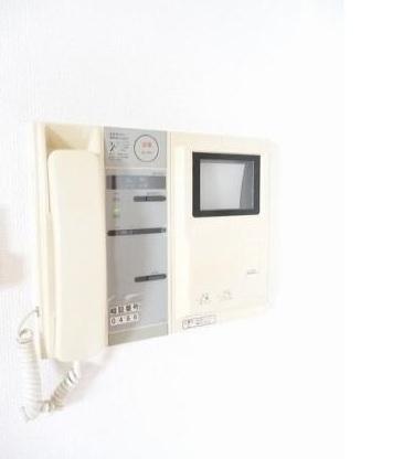 トーヨー第7ビル>モニター付インターフォン