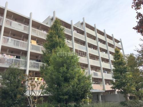 コーシャハイム芦花公園>外観
