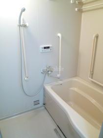 サン・アロー>浴室