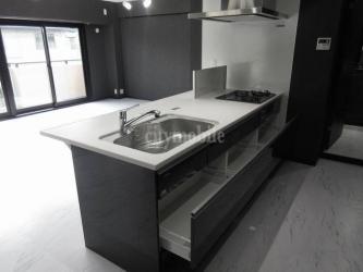 Acacia Court上鷺>キッチン