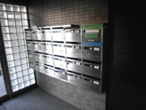 パルテ西山>メールボックス