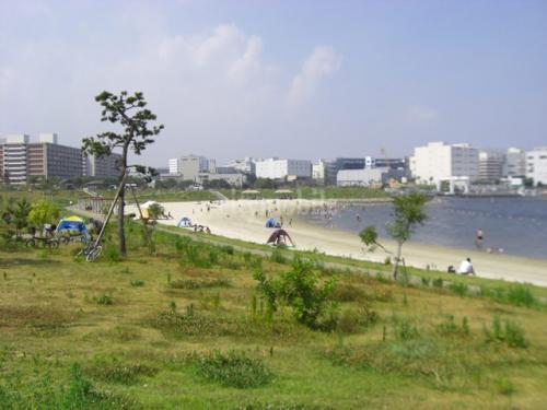 シーガル大森東>大森ふるさとの浜辺公園