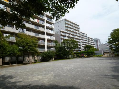 戸田団地>広場
