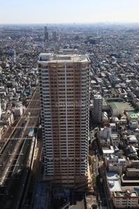I-linkタウンいちかわ ザ タワーズ イースト>外観