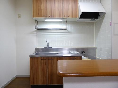 ウィル・モトキ>キッチン