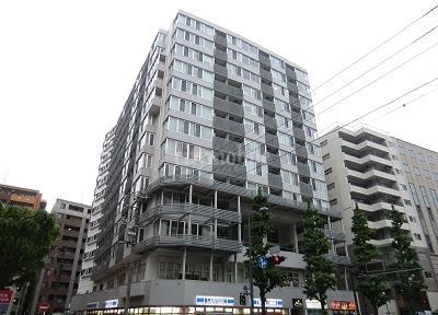 アクティ横浜山下町>外観