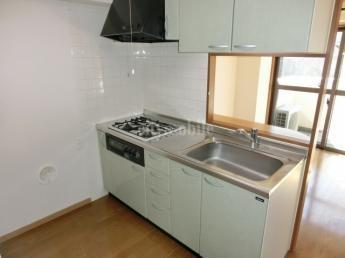 エスポワール・トグチ>キッチン