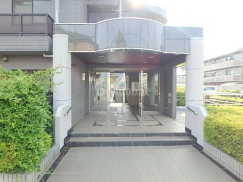 ガーデンコート仙川>エントランス