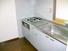 レジデンス向山>キッチン