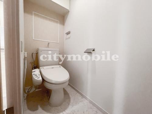 リバーシティ21イーストタワーズ>トイレ