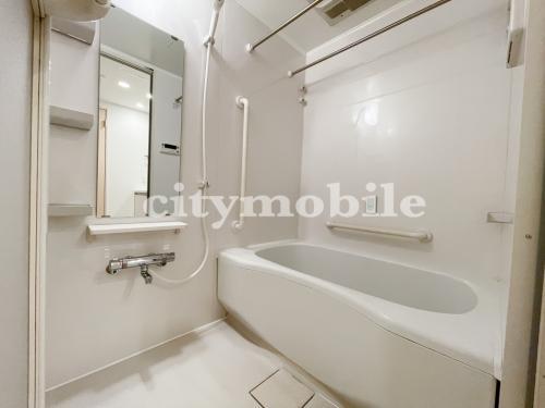 リバーシティ21イーストタワーズ>浴室