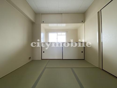 豊島町住宅>和室