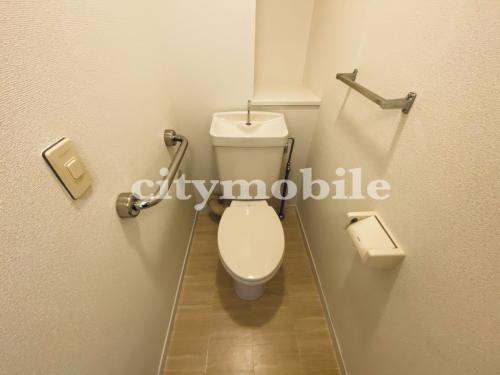 コーシャハイム緑四丁目>トイレ