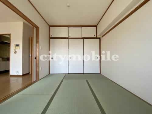 コーシャハイム坂下>和室