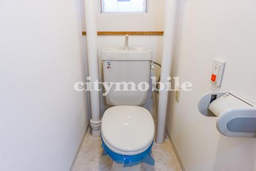 高島平団地>トイレ
