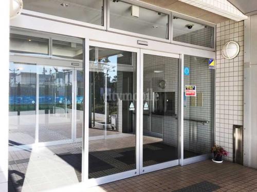 コーシャハイム南砂駅前>エントランス