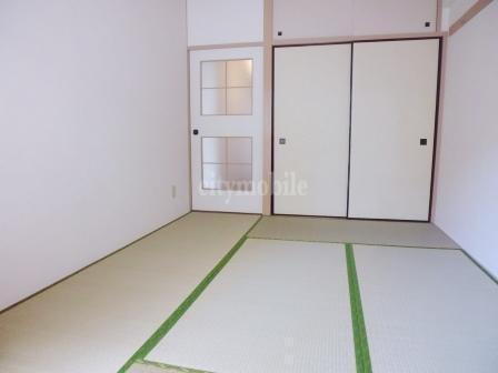 小豆沢ハイツ>和室