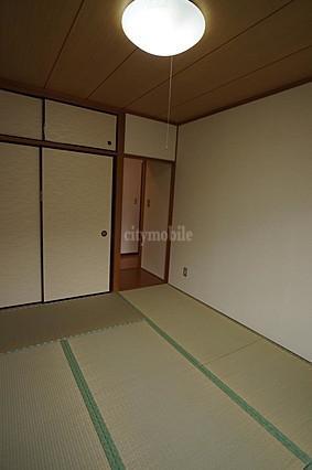 ローレルハイム清水>和室