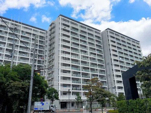 UR>潮見駅前プラザ二番街>外観