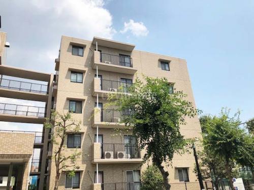コーポレート竹の塚五丁目>外観