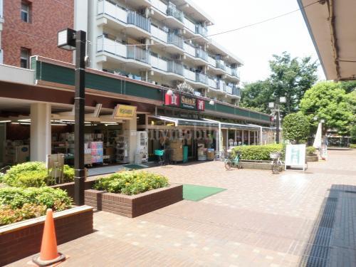 アーバンライフゆりの木通り東>エントランス