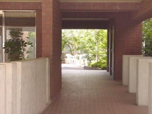 シトラス平和台>外廊下
