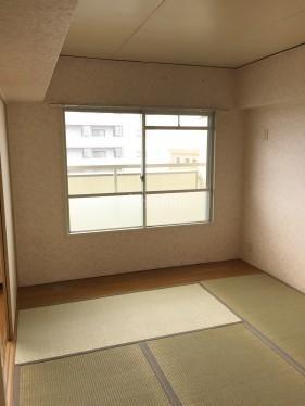 成増二丁目団地>和室