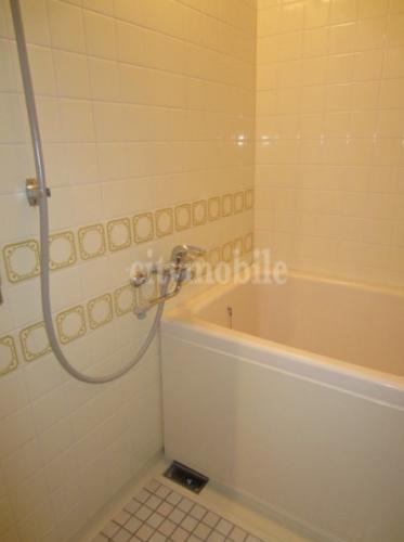 メゾンドール>浴室