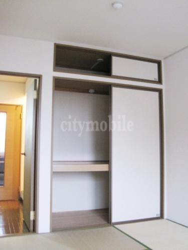 シティハイムスバル>和室収納